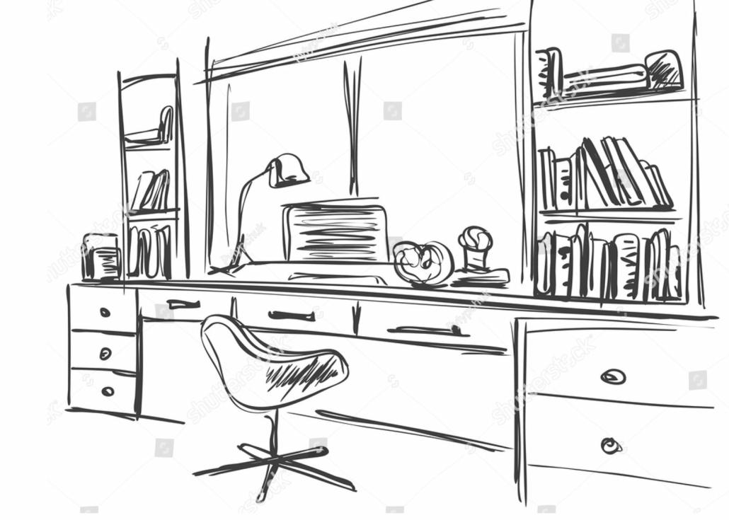 Nábytek kancelář pracovna Rokycany, Cheb