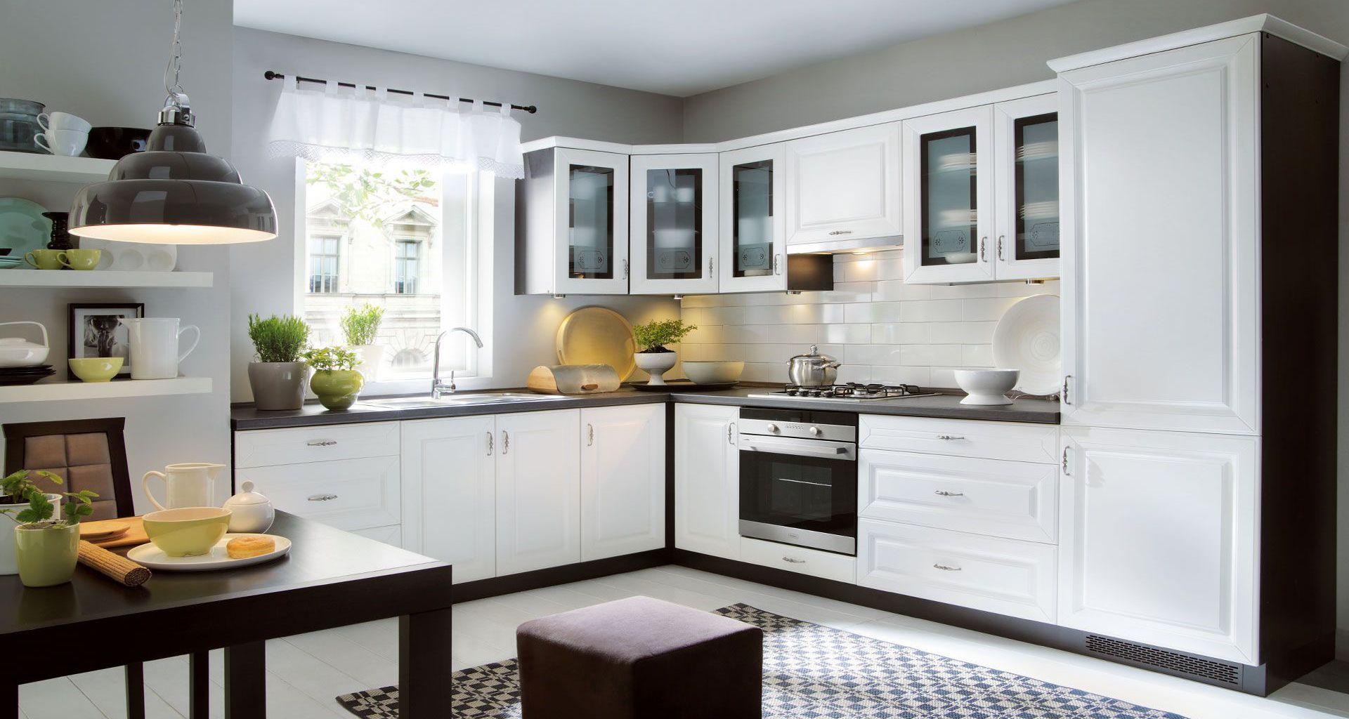 prodej kuchyňského nábytku - kuchyňské linky, komody, police